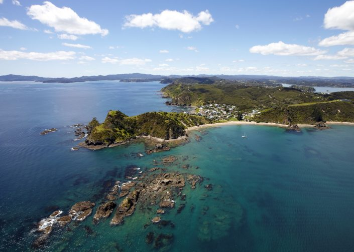 Bucket List Charters - Bay of Islands - Tapeka-Point