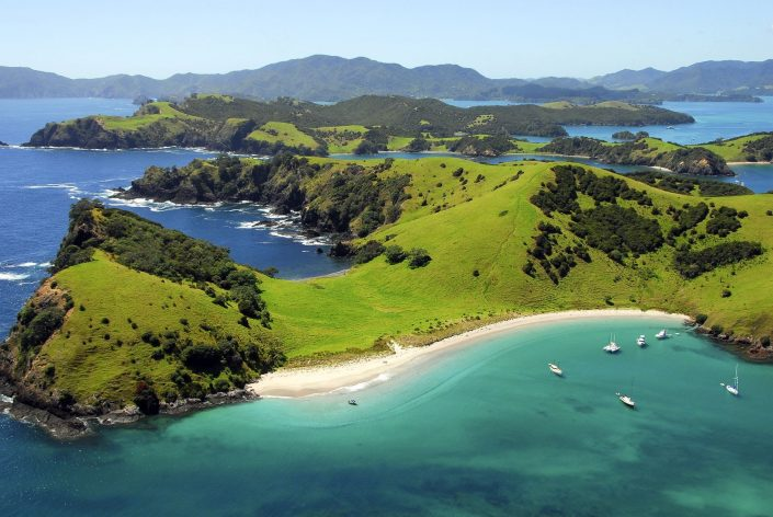 Bucket List Charters - Bay of Islands - Waewaetorea-Island