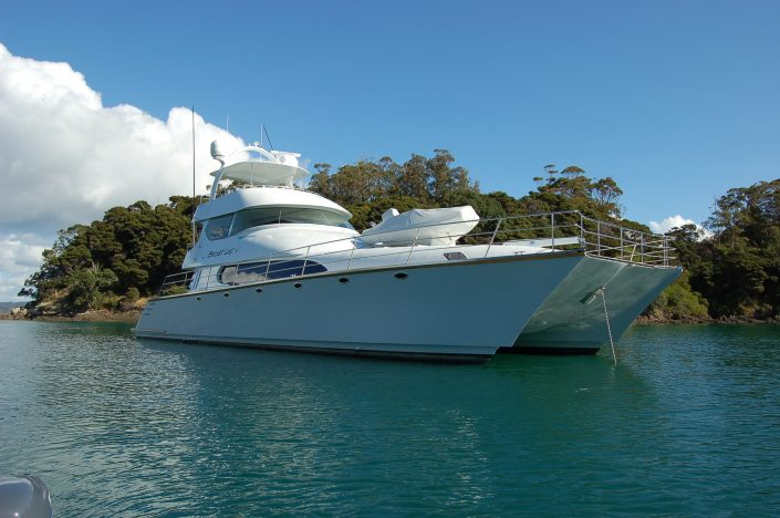 Bucket List Charters - Bay of Islands - explore the Bay of Islands