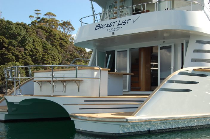 Bucket List Charters - Bay of Islands - Overnight charters