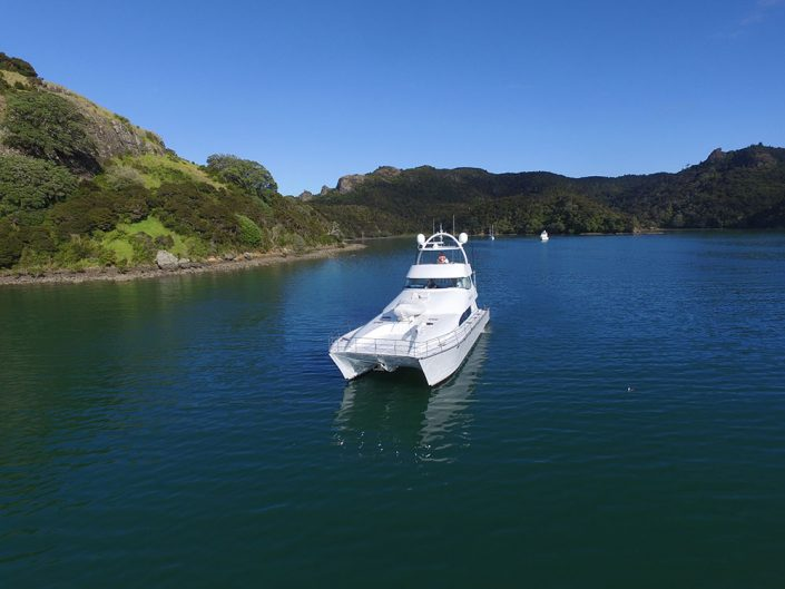Bucket List Charters - Bay of Islands - luxury escapes